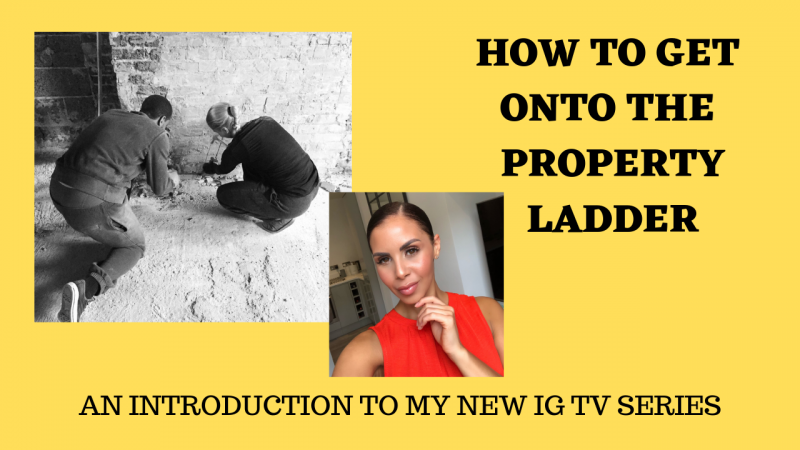 Shanie launches 'How to get on the property ladder' series on IG TV…